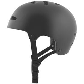TSG Nipper Maxi Solid Color Helmet Kids satin black